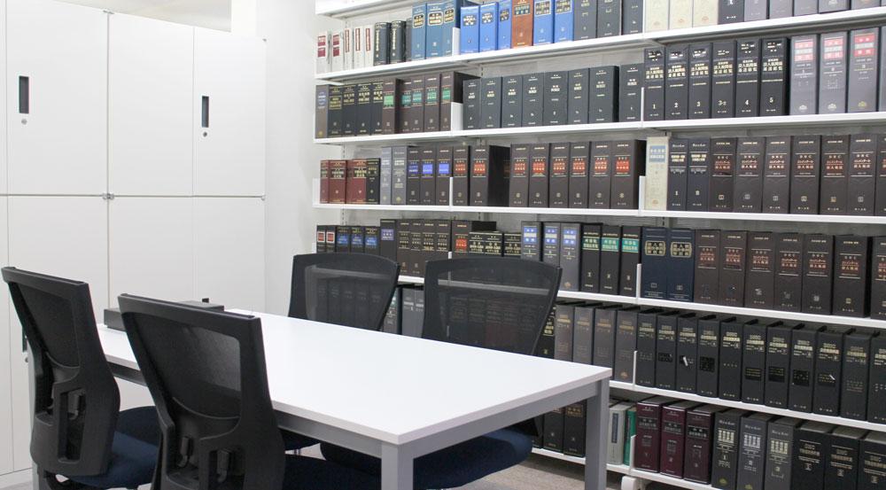 事務所の様子4-田中義幸公認会計士事務所
