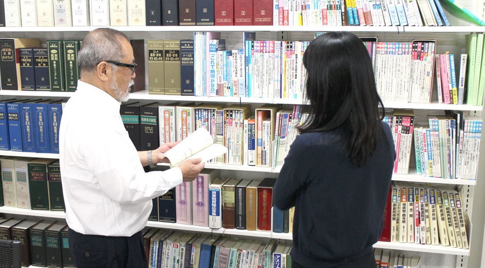 事務所の様子5-田中義幸公認会計士事務所