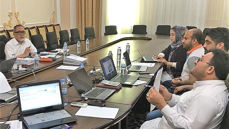 ウズベキスタンのタシケントにて(2018年8月)-田中義幸公認会計士事務所