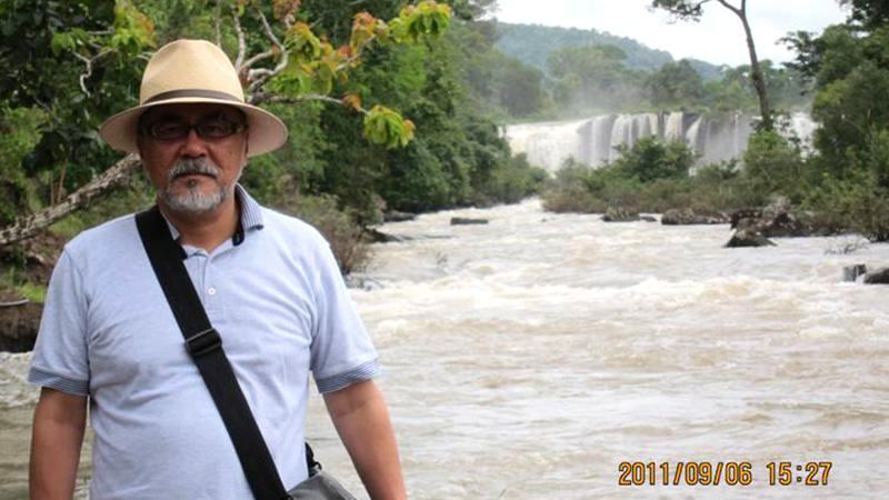 ラオスのサラワン県にて(2011年9月)-田中義幸公認会計士事務所